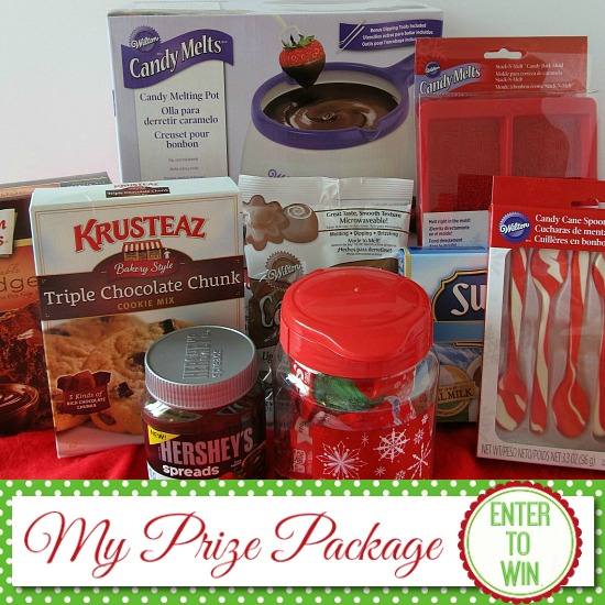 Favorite Things Holiday prize pack 2014