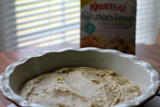 Krusteaz gluten free blueberry muffin mix