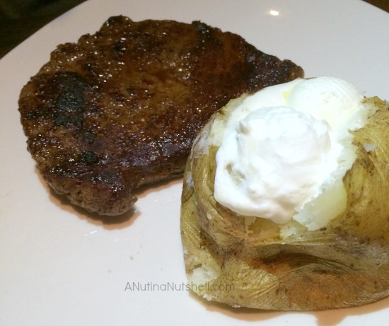 Outback Steakhouse date night steak special