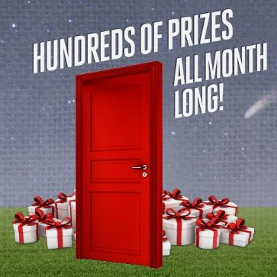 Seattle's Best Doorbusters prizes