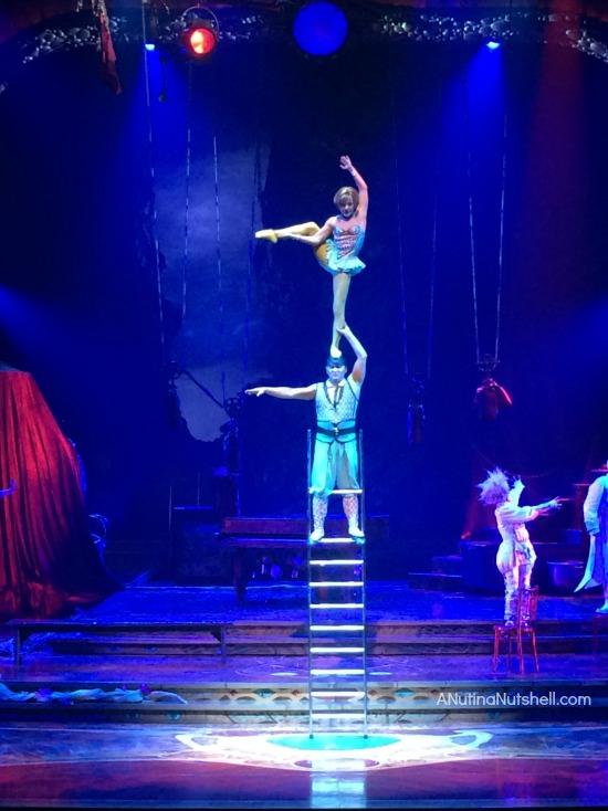 Zarkana Ladder Duo