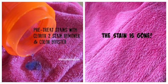 removing set-in stains