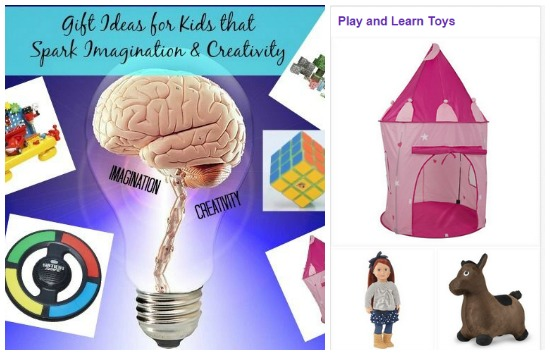 Gift Ideas for Kids - Toys that Spark Imagination and Creativity