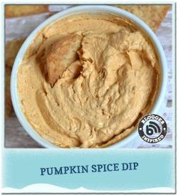 Pumpkin Spice Dip_KraftFoodsHub_Walmart