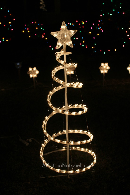 Kmart White Christmas Tree