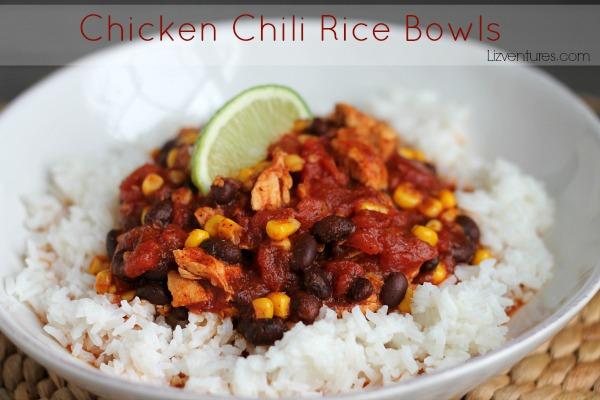 Chicken Chili Rice Bowls_recipe