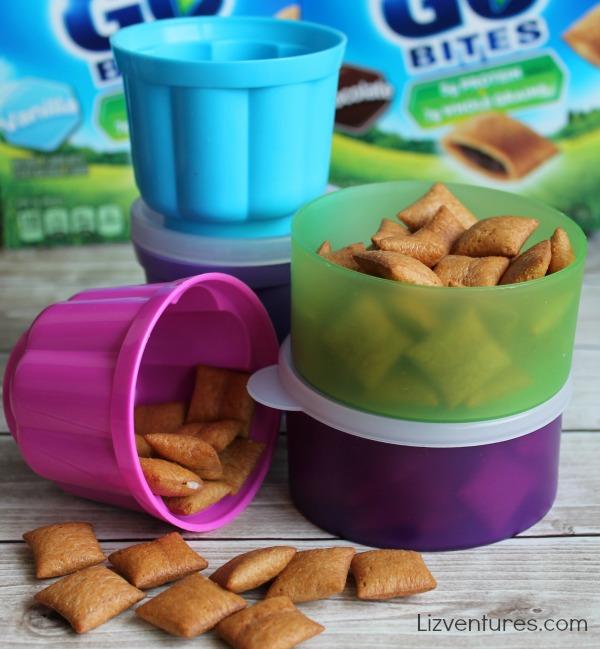 Honeymaid Go Bites - snacks for kids