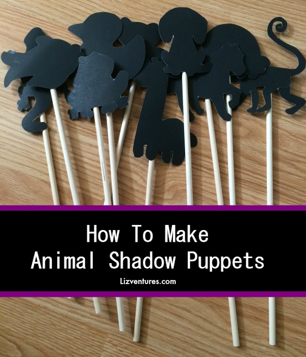 How to Make Animal Shadow Puppets