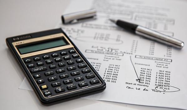 finances - calculator