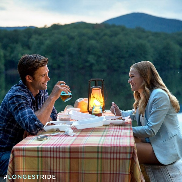 #LongestRide Luke and Sophia