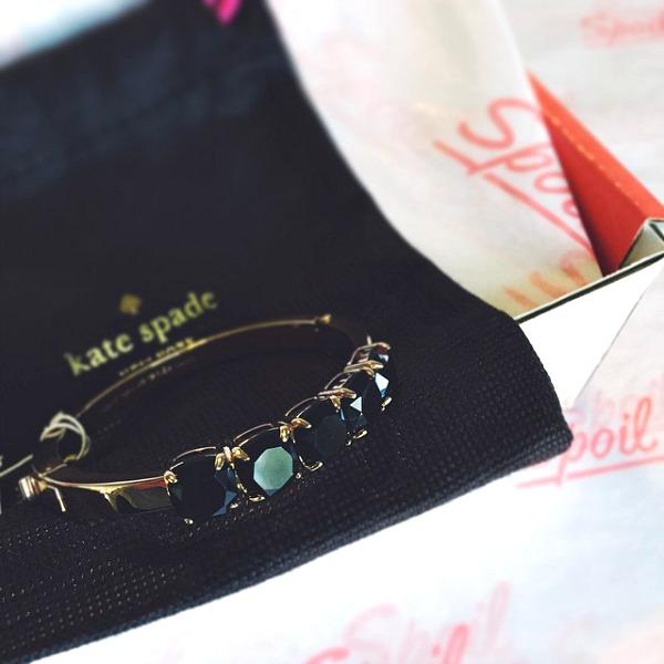 Spoil Kate Spade bracelet