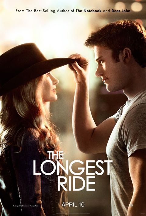 The Longest Ride 1Sheet