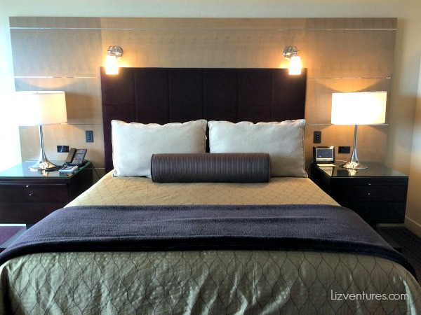 ARIA Resort and Casino guest room