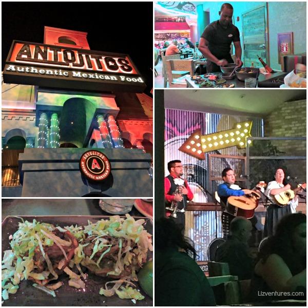 Antojitos restaurant CityWalk Orlando