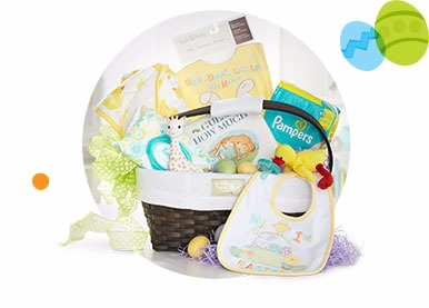 Babies R Us babies first Easter basket