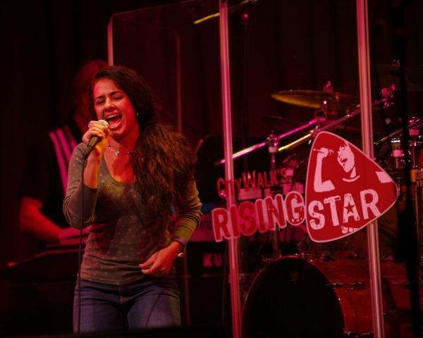 CityWalk Orlando Rising Star