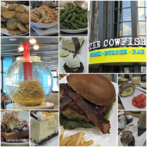 Cowfish Restaurant CityWalk Orlando