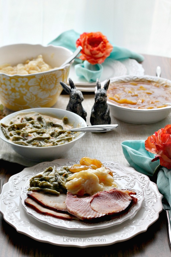 time saving easter dinner ideas lizventures