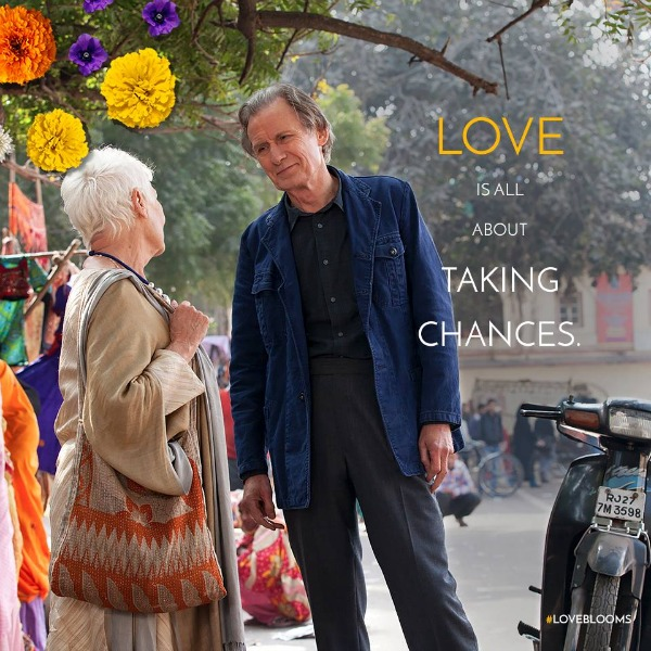 Love is all about taking chances