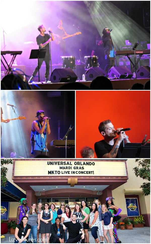 MKTO live in concert Universal Orlando