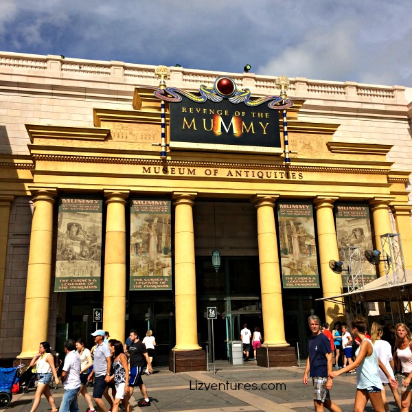 Revenge of The Mummy - Universal Studios Orlando
