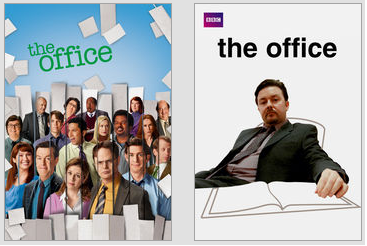 The Office US and UK