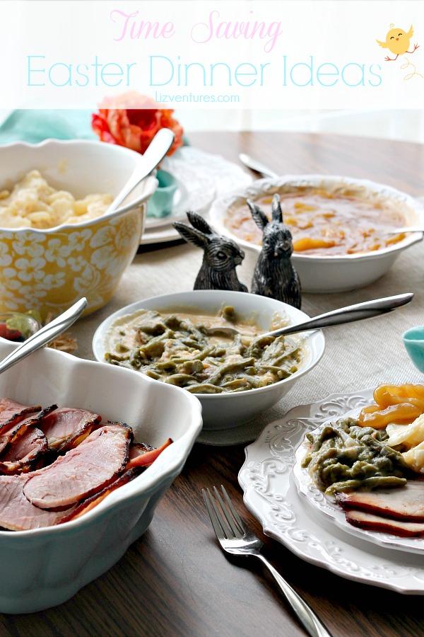 Time saving_Easter dinner ideas