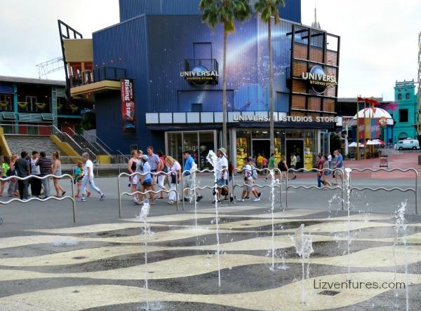 Universal Studios Store CityWalk Orlando