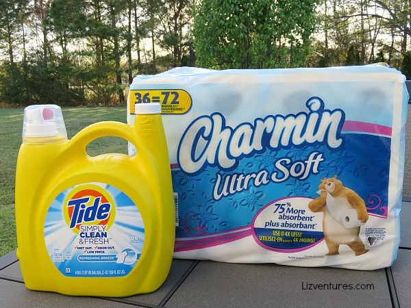 P&G Walmart Stock up and Save sale