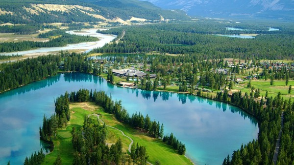 The Fairmont Jasper Park Lodge - Jasper National Park Canada