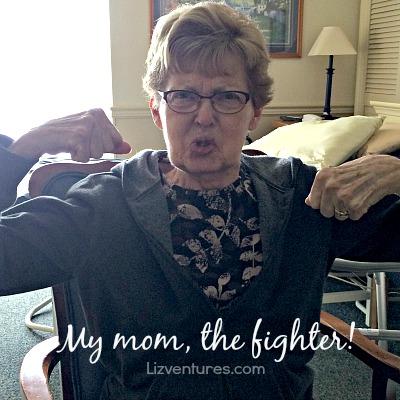 mom fighter