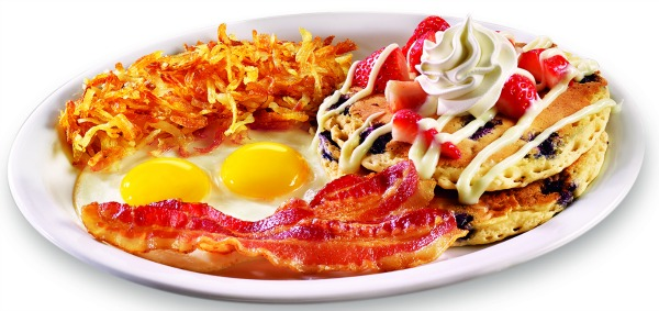 Denny's with a Twist - Red, White and Blue Slam
