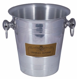Laurier Blanc vintage French champagne bucket
