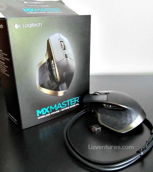 Logitech MX Master Wireless Mouse