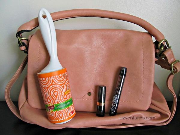 Merona handbag - Logitech prize pack