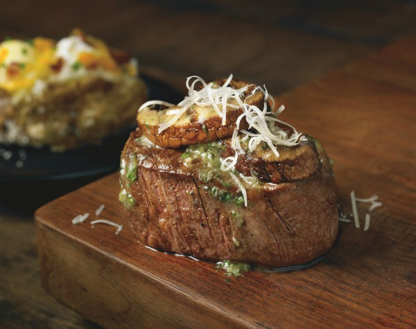 Filet Portabella - Outback Steakhouse