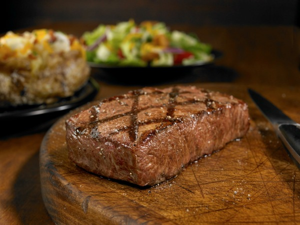 Flat Iron Steak Outback Steakhouse