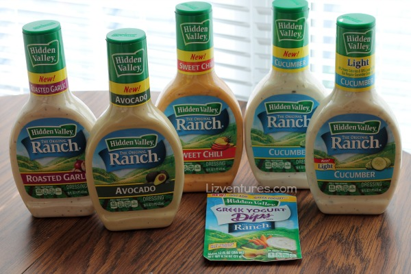 Hidden Valley Ranch new products
