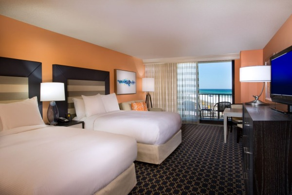 Hilton Sandestin Beach guest rooms