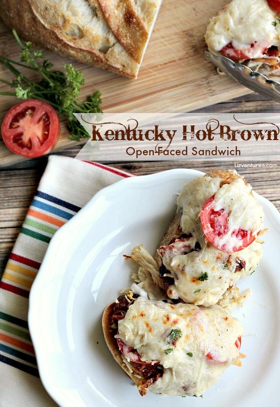 Kentucky Hot Brown Open-Faced Sandwich