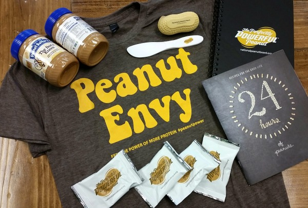 #PeanutPower prize pack