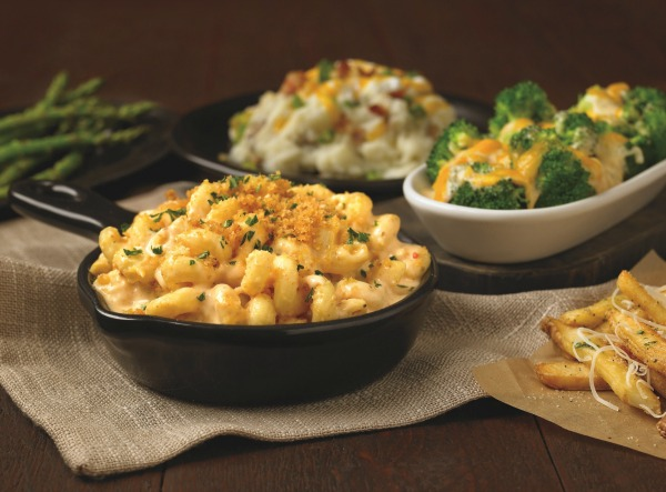 Premium Sides (mac&broc&mash&fries) - Outback Steakhouse