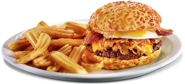 The Thing Burger - Denny's