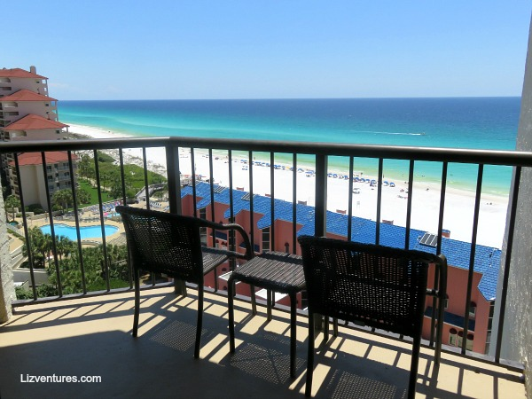 view from balcony - Hilton Sandestin Beach Golf Resort & Spa