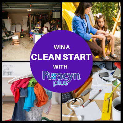 Win a Clean Start with Puracyn Plus
