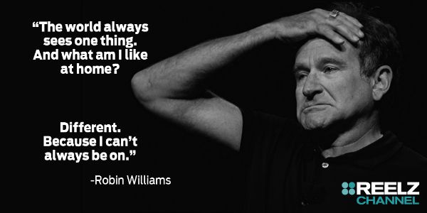 Robin Williams - Be On
